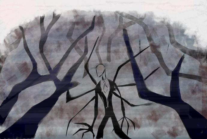Дневники Зла:Тайна Слендермена