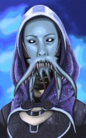 Tali Zorah Vas OMFG, This is Fucking KROVOSOS!!!