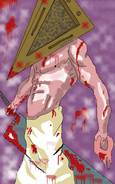Silent Hill   (Pyramid Head)