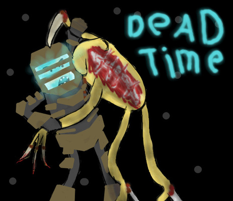adventer time dead space