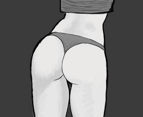 фото рисунки на женском теле